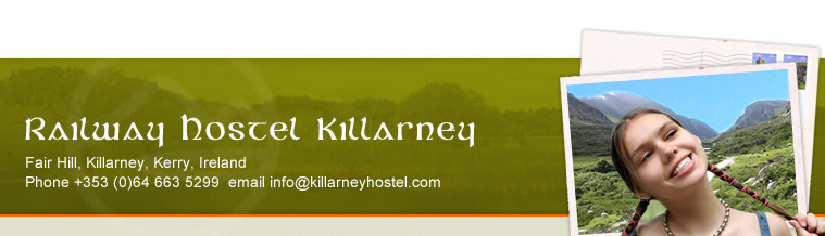 Hostel in Killarney